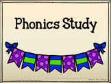 Phonics Sounds Cards