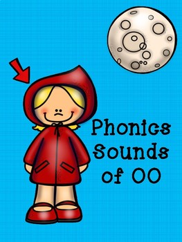 Phonics Sounds of OO