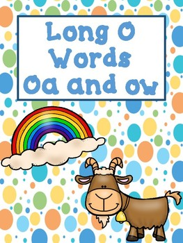 Phonics Sounds of OW and OA (Long O)