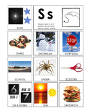 Phonics Sounds and pictures