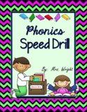 Fluency - Phonics Speed Drills
