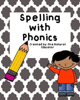 Phonics Spelling