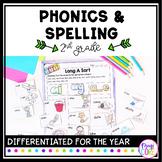 Phonics & Spelling- 2nd Grade
