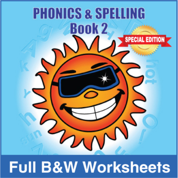 Phonics & Spelling, Book 2, Special Edition