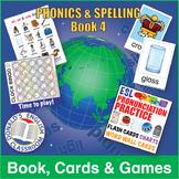 Phonics & Spelling, Book 4 Bundle