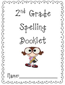 Phonics: Spelling Booklet