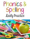 Phonics & Spelling Daily Practice
