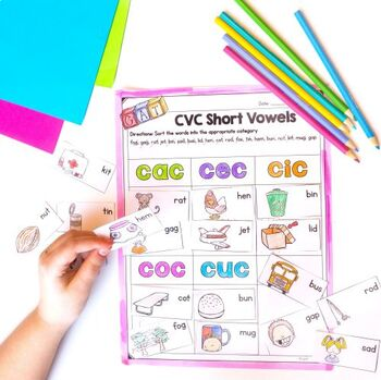 Phonics & Spelling for the Year- First Grade