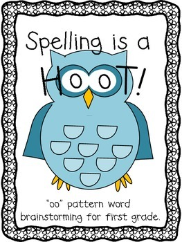 """Phonics- Spelling is a H""""oo""""t!"""