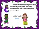Phonics Lessons: 13 - Confident C Goes Looking For Another Sound
