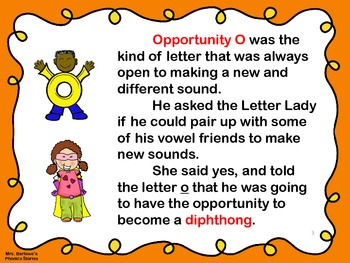 Phonics Lessons: 32 - Opportunity O Pairs Up To Make Some Unusual Sounds