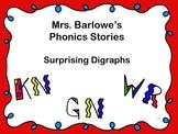 Phonics Lessons: 36 - Surprising Digraphs