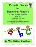 Phonics Stories Set A1