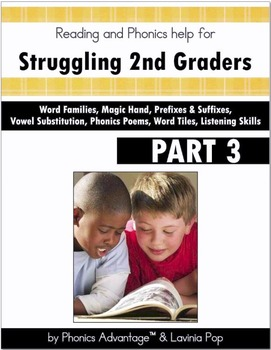 Phonics Strategies for Struggling 2nd Graders Part 3 Vvc, Vce & Diphthong Vowels