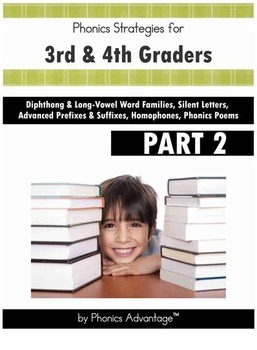 Phonics Strategies for Struggling 3rd and 4th Graders Part 2