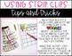 Phonics Clip Cards GROWING BUNDLE (Strip Clips & Recording Sheets)