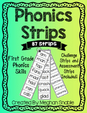 Phonics Strips