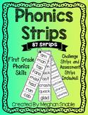 Phonics Strips