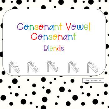 Phonics Study Pack: Vowel Consonant Vowel Exercises
