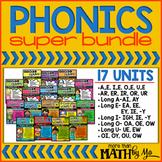 Phonics Super Bundle