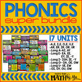 Phonics Super Bundle