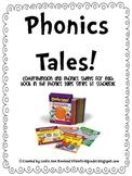Phonics Tales! Comprehension and Phonics Sheets