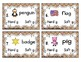 Phonics Task Cards: Hard and Soft G