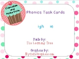 Phonics Task Cards Sounds of long /i/ ie, igh