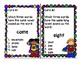 Phonics Task Cards - Using Multiple Select Answers