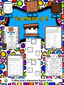 Phonics - The Sounds of S