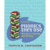 Phonics They Use