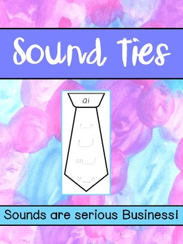 Phonics Ties - The business of Sounds