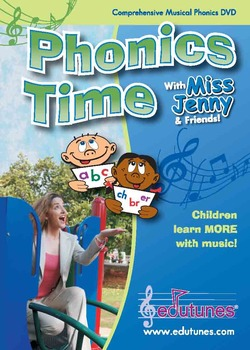 Phonics Time--All 28 Videos--Download