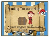 Phonics Treasure Hunt - Prefix, Suffix, R Controlled Vowel, Punctuation, Long E