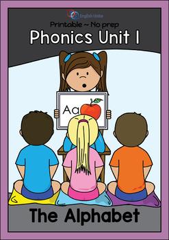 Phonics Unit 1