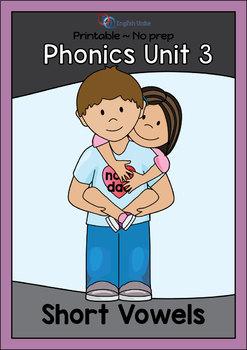Phonics Unit 3
