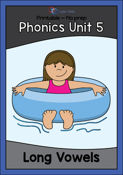 Phonics Unit 5 Workbook