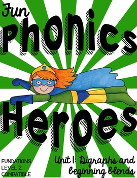 Phonics Unit: Digraphs sh, th, ch, wh, ck