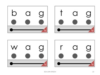 Phonics Cards Visual Decoding Support MEGAPACK