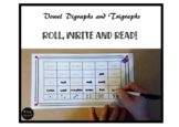 Phonics Vowel Digraph/Diphthong Roll and Read