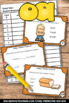 Long Vowels o Teams Task Cards for Phonics Games & Activit