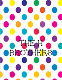 Phonics Wall Cards - the H Brothers
