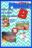 Phonics: We're going on a Picnic with The Letter B