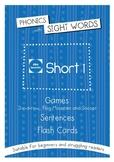 Phonics With Sightwords 'Short i' Bundle