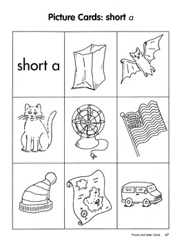 Phonics Without Worksheets: Short Vowels