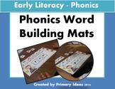 Phonics Word Building Mats