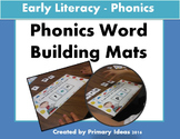 Phonics Word Building Mats