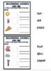 Phonics Word Cards Ultimate bundle