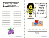 Word Sort Journals: Long A & E (CCSS Aligned)