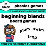 Blends Game Phonics